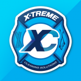 X-treme Cleaning Badge
