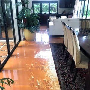 Residential Flood Damage