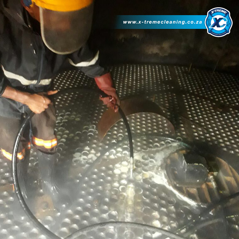 Boiler Tube Cleaning