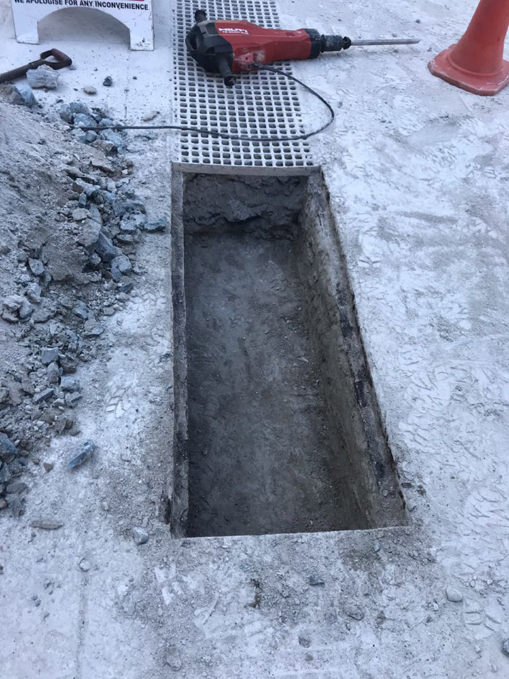 Unblocking Drains