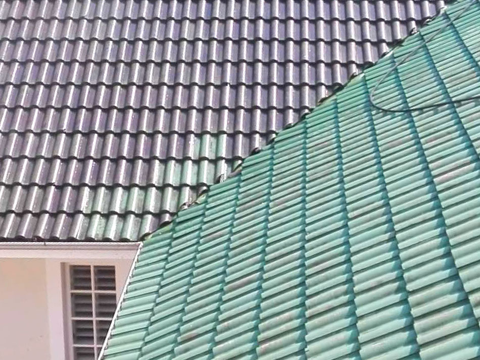 Roof Paint Preparation X Treme Cleaning Solutions