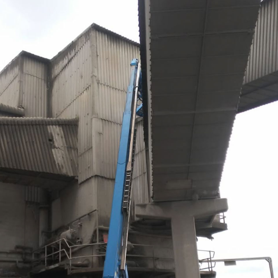 Heavy Duty High Pressure Cleaning