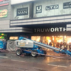 Retail Shopfront Cleaning