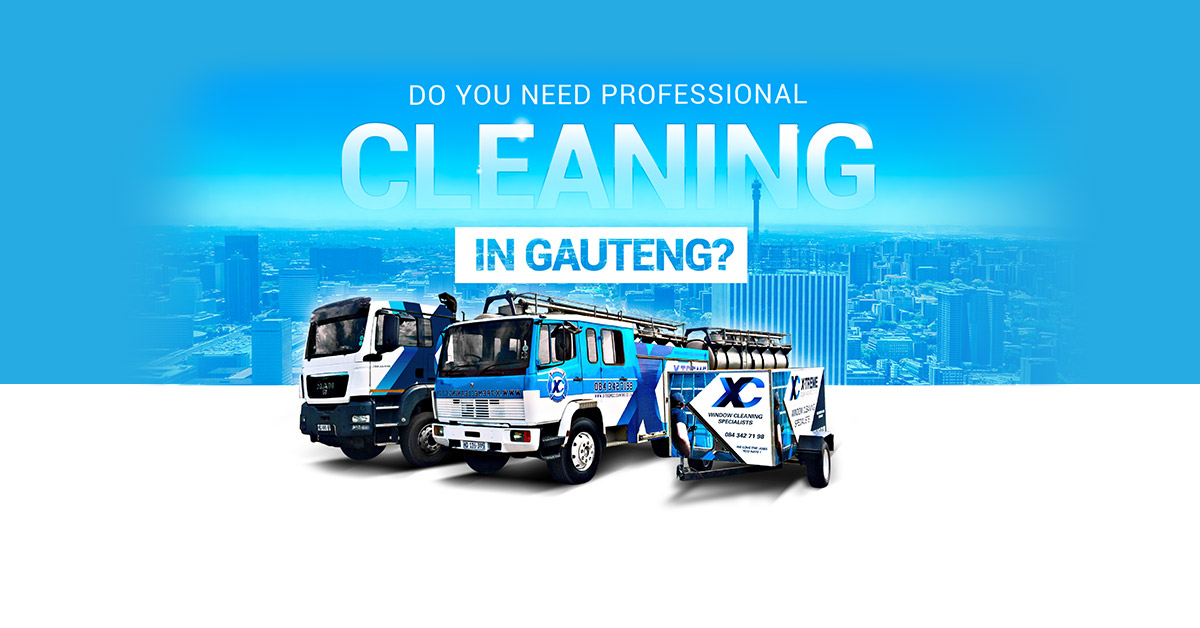 Cleaning Services in Gauteng