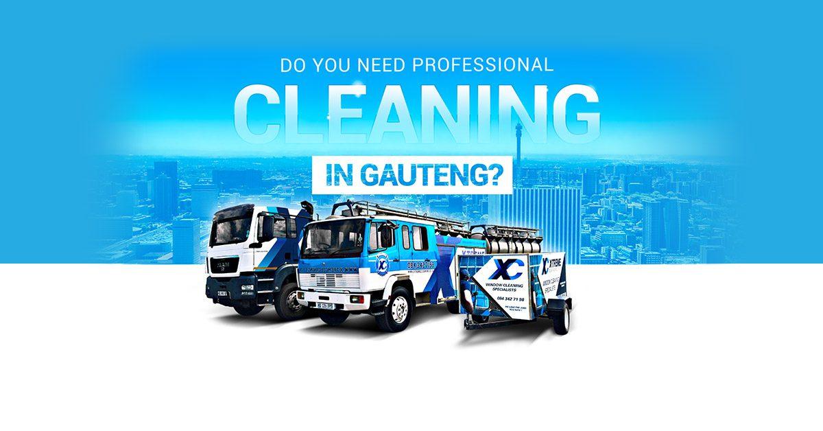 Cleaning Services Gauteng