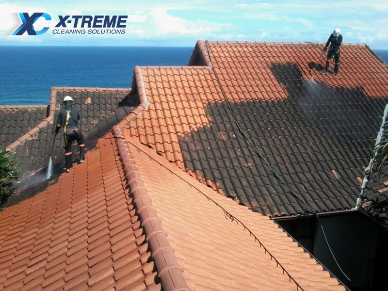 Zimbali Roof Cleaning Estate Roof Cleaning Services