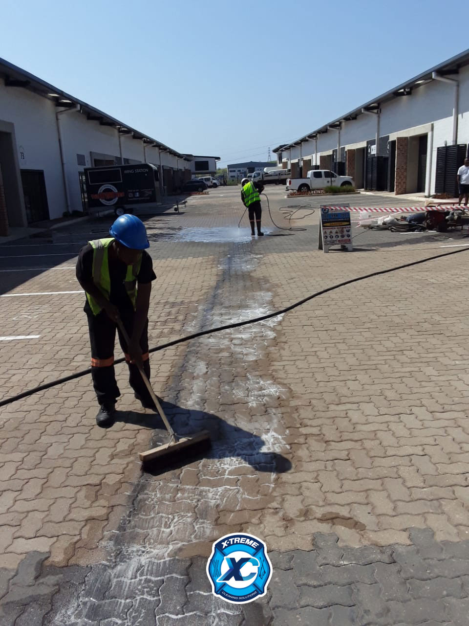 Oil Spill Cleaning